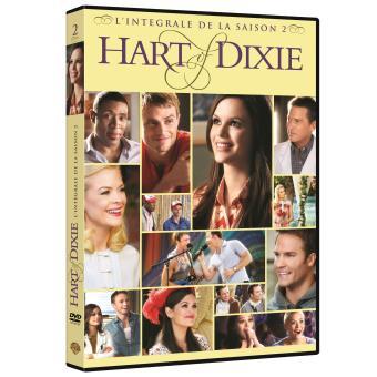 Hart of DixieCoffret intégral de la Saison 2 DVD