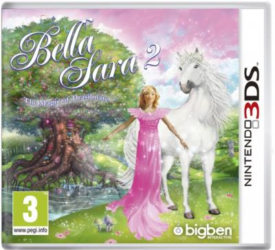 Bella Sara 2 Edition Collector 3DS
