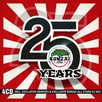 25 Years Bonzai