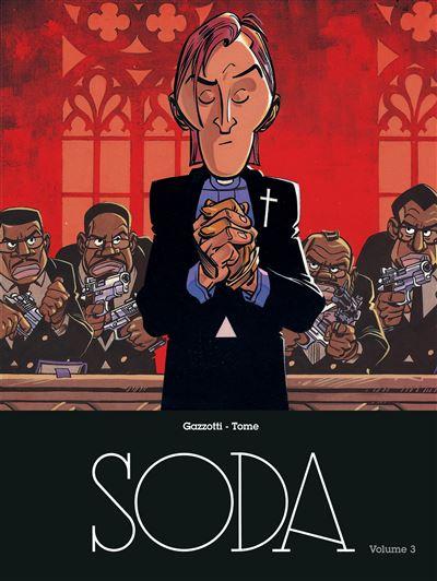 Soda - tome 3 - Soda Integrale
