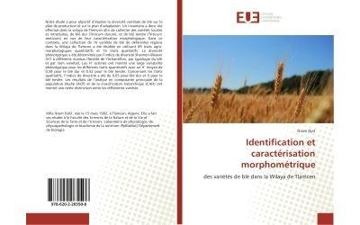 Identification et caractérisation morphométrique