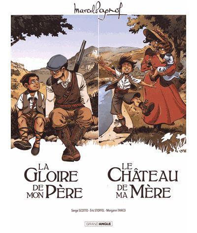 Ecrin La Gloire De Mon Pere Chateau Mere Coffret 2 Volumes Tome 1