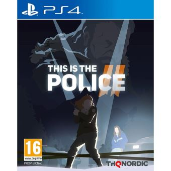 this is the police 2 ps4 jeux vid o achat prix fnac. Black Bedroom Furniture Sets. Home Design Ideas