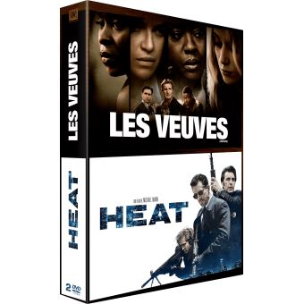 Coffret Les Veuves et Heat DVD