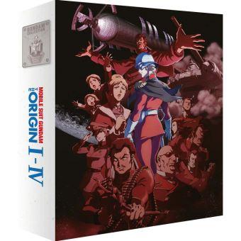 Mobile Suite GundamMOBILE SUIT GUNDAM THE ORIGIN-FR-BLURAY