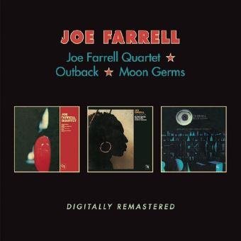 JOE FARRELL QUARTET/2CD