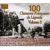 100 Chansons Francaises De Legende Volume 3