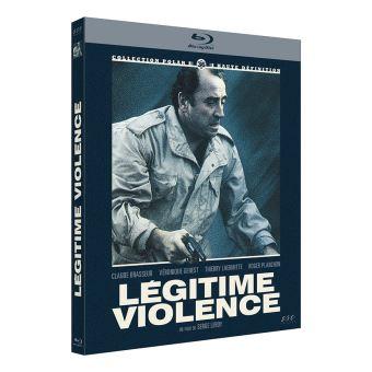 Légitime violence Blu-ray