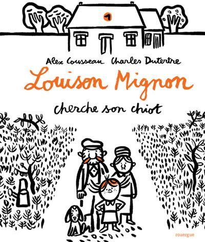 Louison Mignon -  : Louison Mignon cherche son chiot