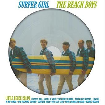 Surfer girl/stereo and mono