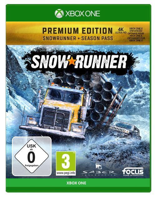 SnowRunner Edition Premium Xbox One