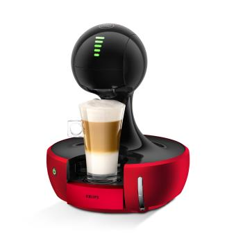 12 sur machine dosettes krups nescafe dolce gusto drop yy2501fd rouge noir achat prix fnac. Black Bedroom Furniture Sets. Home Design Ideas