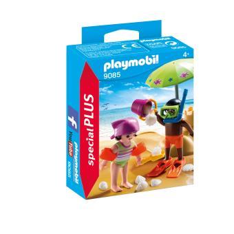 Playmobil Special Plus 9085 Kinderen en zandkastelen