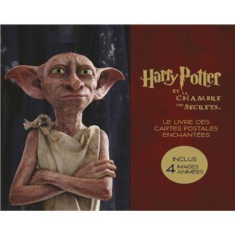 Harry potter coffret avec cartes postales enchant es - Harry potter et la chambre des secrets ebook gratuit ...