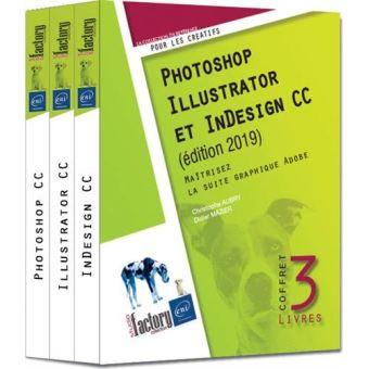 Photoshop, Illustrator et InDesign CC