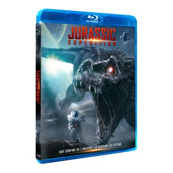 Jurassic ParkJurassic Expedition Blu-ray
