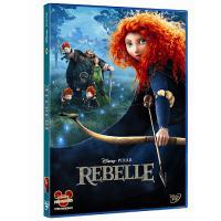 Rebelle DVD
