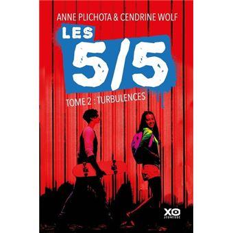 Les 5/5Les 5/5 - tome 2 Turbulences