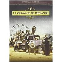 La Caravane de l'étrange Saison 1 DVD