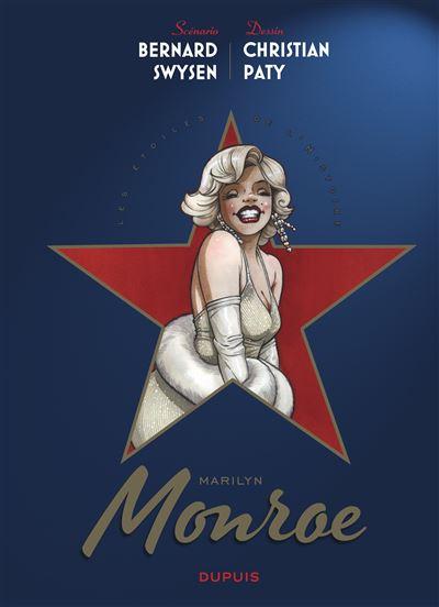 Les étoiles de l'histoire - Marilyn Monroe
