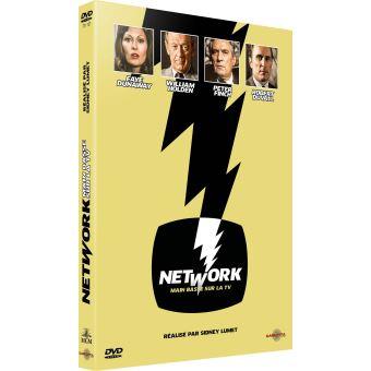 Network : Main basse sur la télévision DVD
