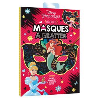 Disney PrincessesDisney princesses masques a gratter