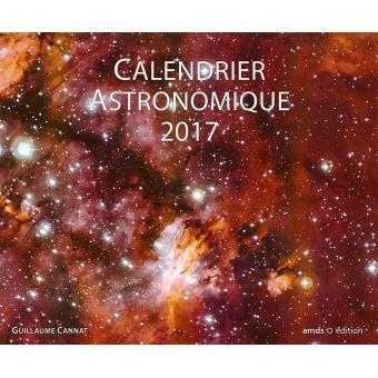 Calendrier 2017 astronomique