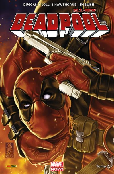 All-New Deadpool T07 - Secret Empire - 9782809482829 - 17,99 €