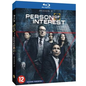 Person of InterestPerson of interest Intégrale Blu-ray