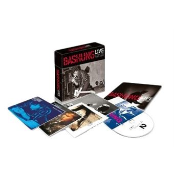 LIVE 1985 2009/COFFRET 10CD