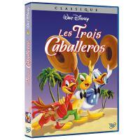 Les Trois Caballeros DVD