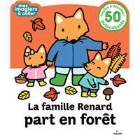 La famille Renard part en forêt