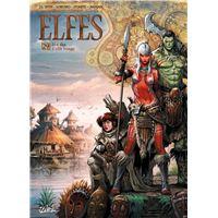 Leah'saa l'elfe rouge