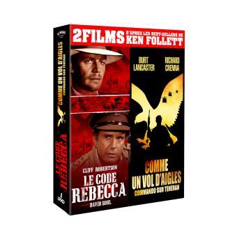 KEN FOLLETT-COFFRET-4 DVD-VF