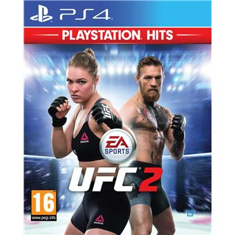 EA Sports UFC 2 Playstation Hits PS4