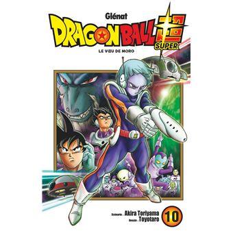 Dragon Ball SuperLe vœu de Moro
