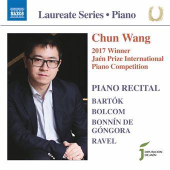 CHUN WANG PIANO LAUREATE