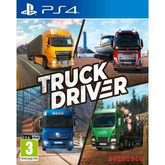 TRUCK DRIVER FR/NL PS4