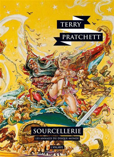 Les Annales du Disque-monde - Tome 5 : Sourcellerie