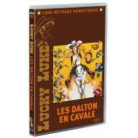 Lucky Luke Les Dalton en cavale DVD