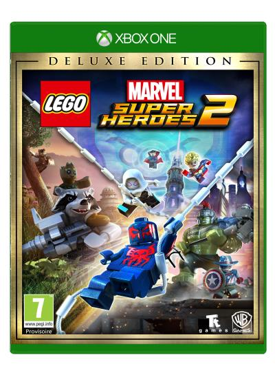 LEGO® Marvel Super Heroes 2 Edition Deluxe Xbox One