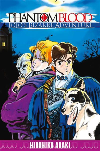 Phantom Blood - tome 1 - Jojo S Bizarre Adventure Phantom Blood