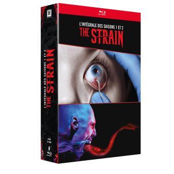 The StrainThe Strain Saisons 1 à 2 Blu-ray