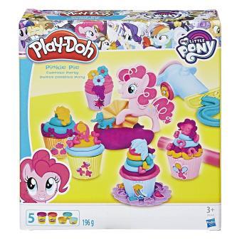 Pâte à Modeler Pinkie Pie Cupcake Party My Little Pony Play Doh