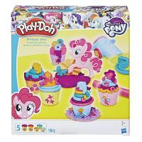 Pâte à modeler Pinkie Pie Cupcake Party My Little Pony Play-Doh