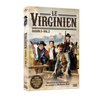 Le VirginienLe Virginien Saison 3 Volume 2 DVD