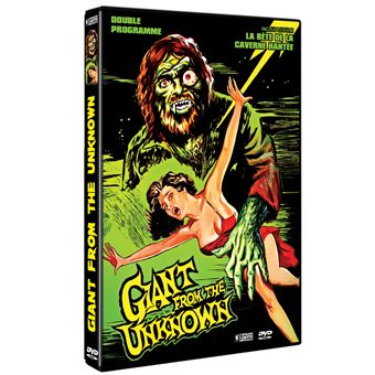 Giant from the Unknown DVD