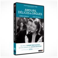 Amours, délices et orgues DVD
