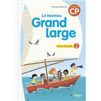 Le nouveau Grand large CP - Fichier d'activités 2