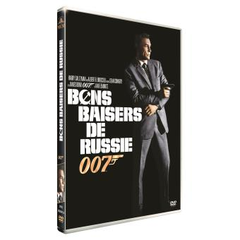James BondBons baisers de Russie